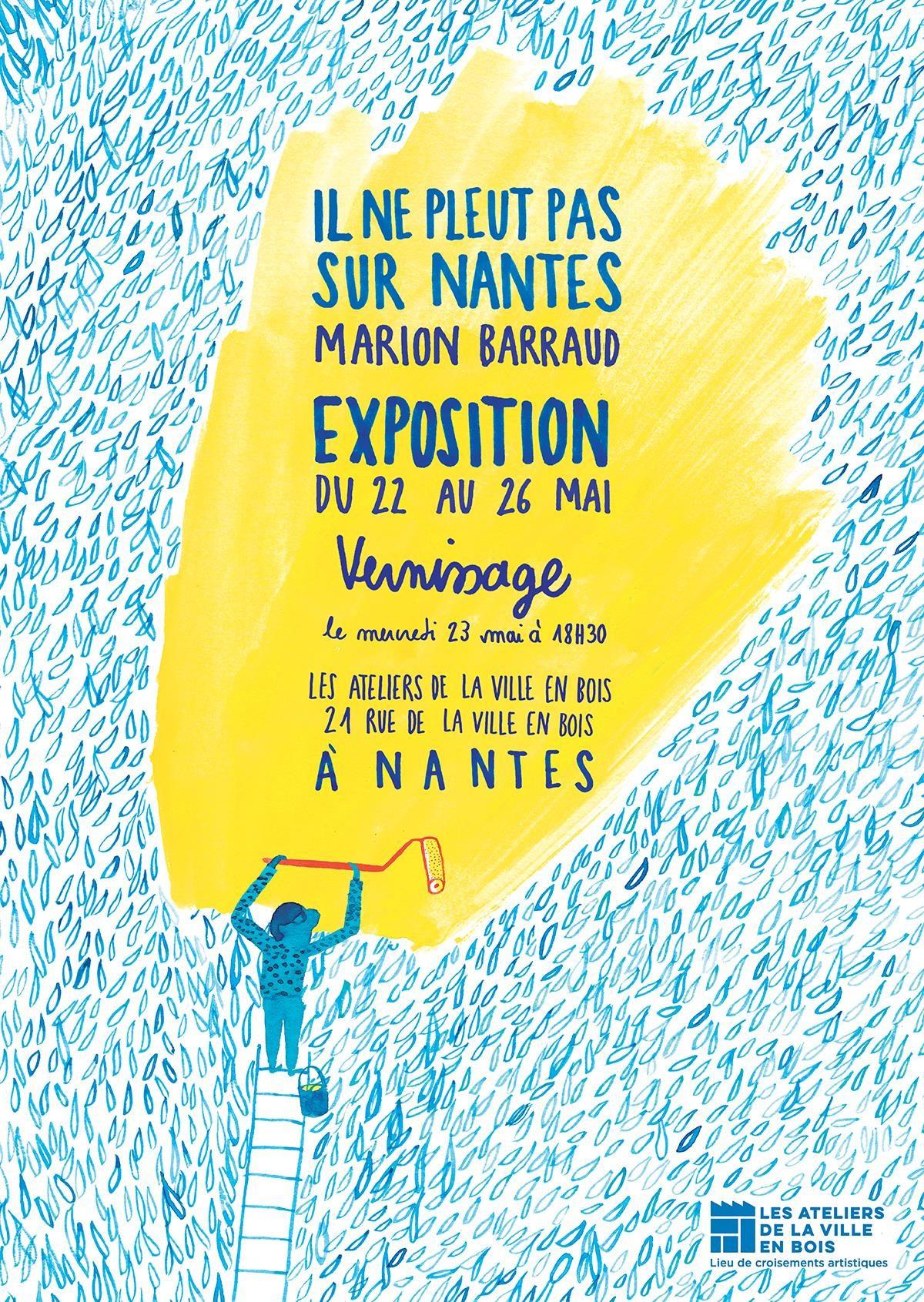 Exposition Marion Barraud